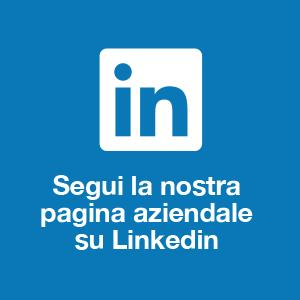 Pagina aziendale linkedin HR Link