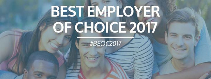 Best Employer of Choice