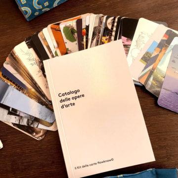 Le emozioni, i colori e l'arte: come le carte delle emozioni flowknow® aiutano il business coach