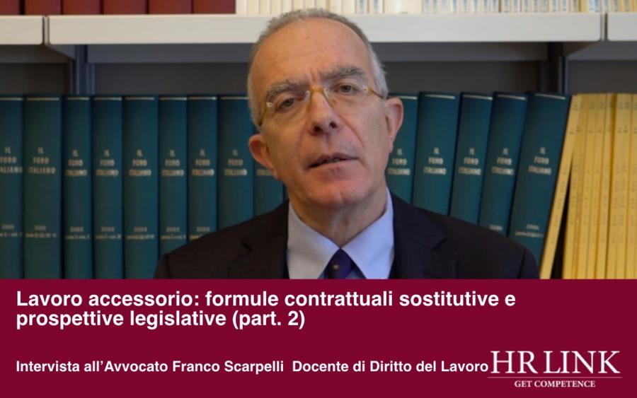 Franco Scarpelli Avvocato