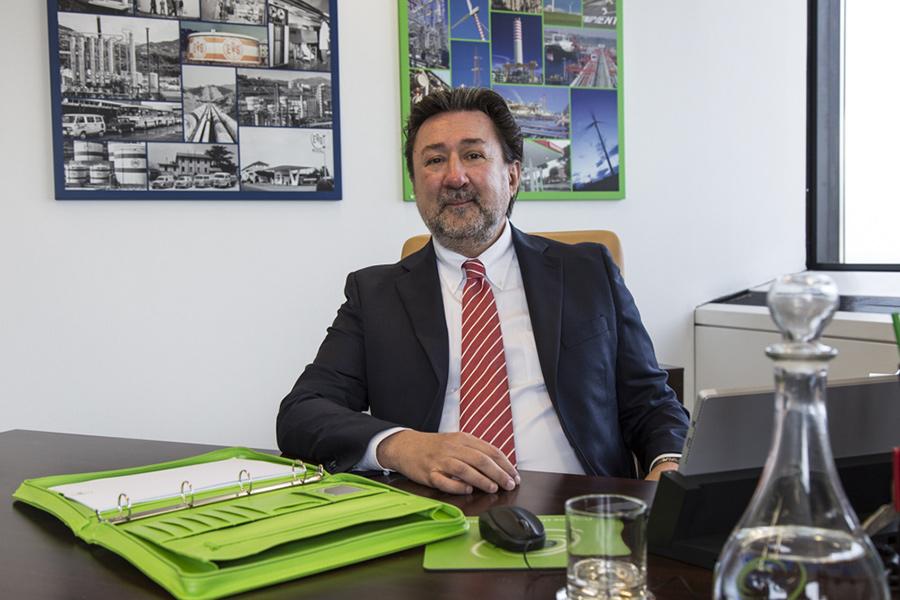 Alberto Fusi Direttore Risorse Umane ERG