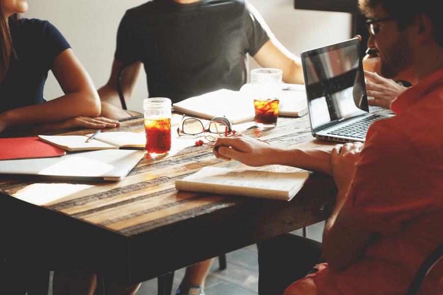 riunione di lavoro efficace