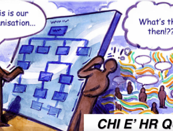 Il cambiamento organizzativo parte dal cambiamento della relazione azienda-persona. Il punto di vista di Alessandro Donadio