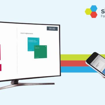 skillaBoard: l'aula interattiva, costruttiva e coinvolgente