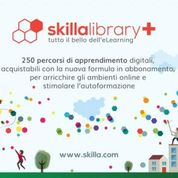 E learning: Happy Learning! Come sfruttare al meglio le potenzialità formative di skillaLibrary+