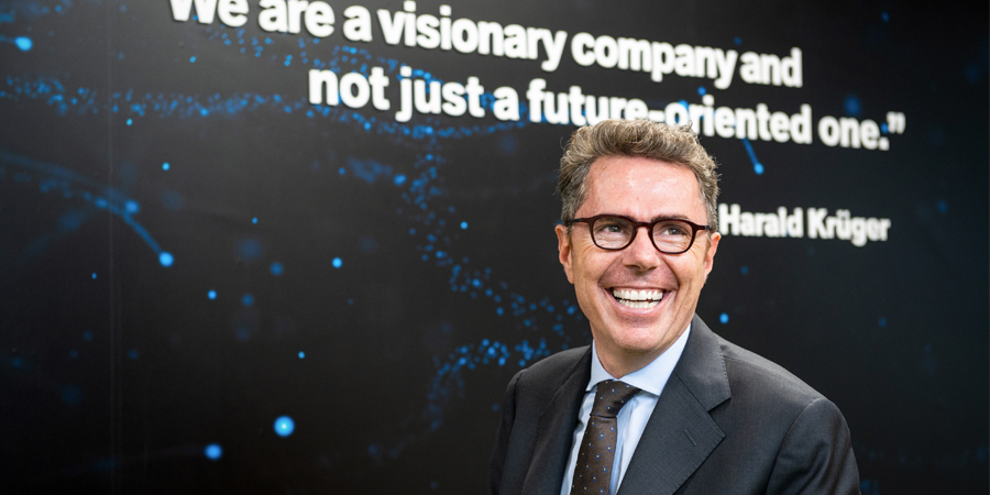 Marco Bergossi HR director Bmw Italia