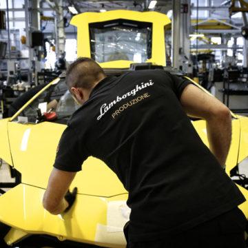 Tendenza Lamborghini: record di vendite, formazione e qualità del lavoro