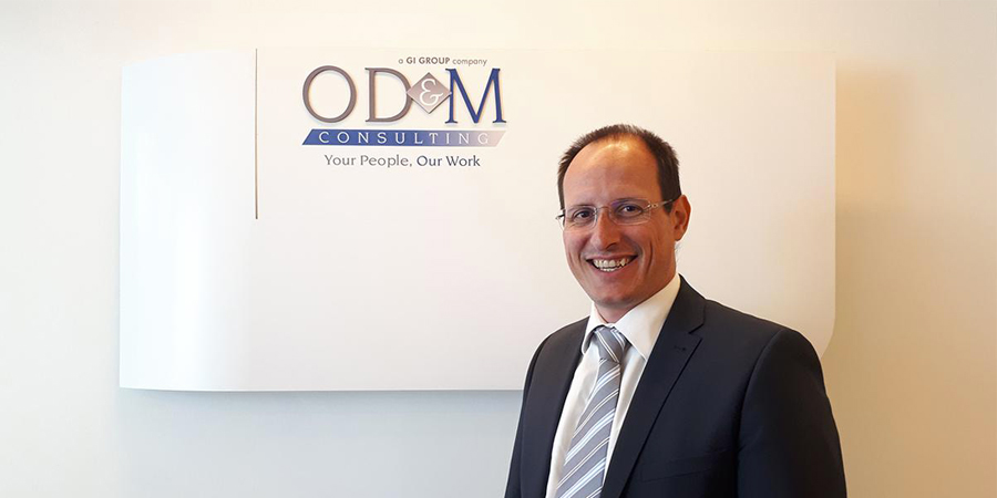 Stefano Porta amministratore delegato di OD&M