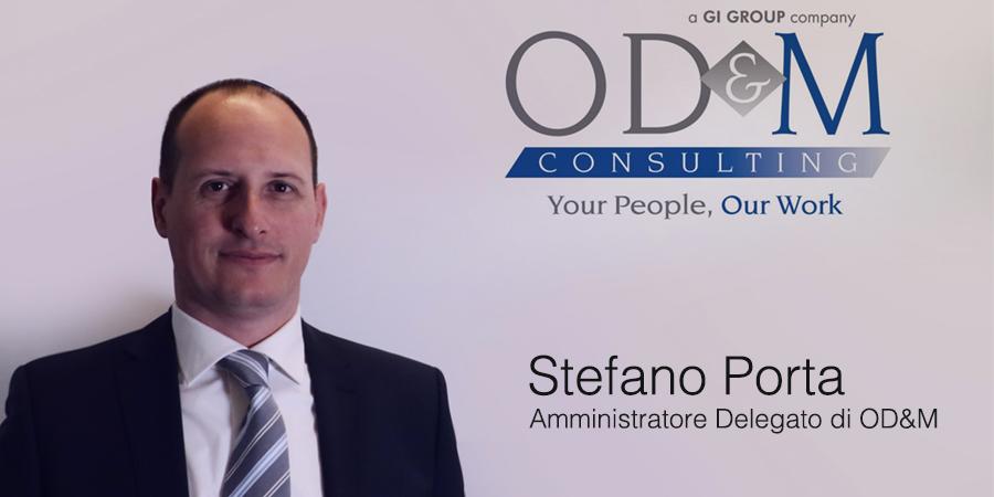 Stefano Porta Amministratore Delegato OD&M Consulting