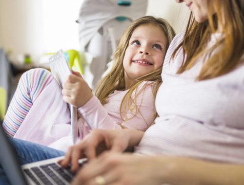 Piattaforma MAAM, l'esperienza della maternità? Meglio di un master