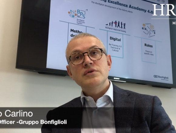 A tu per tu con Santino Carlino | HR Talk