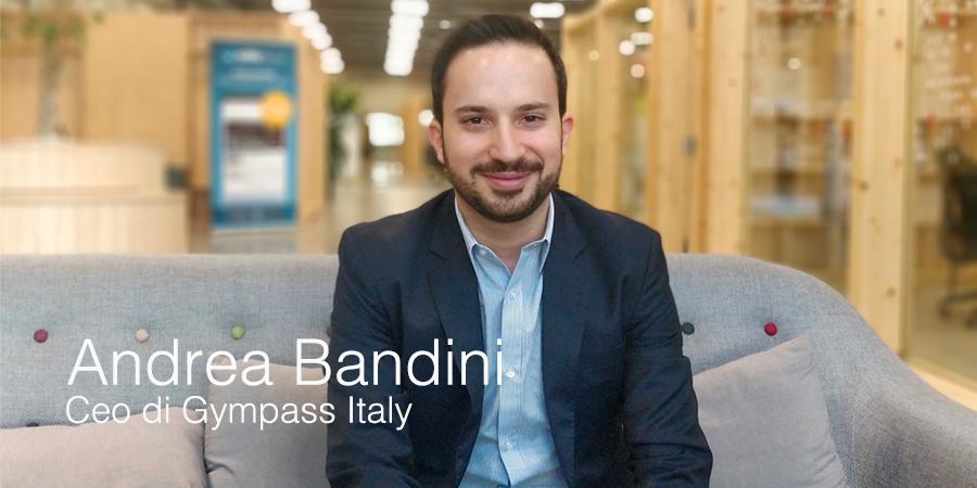 Andrea Bandini CEO Gympass Italy