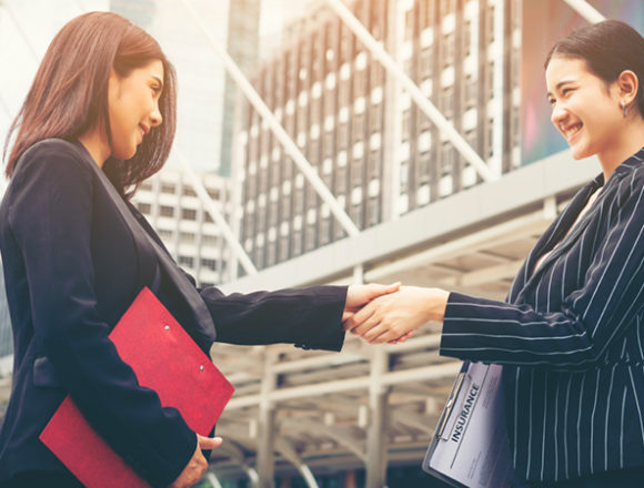 Sempre più donne nel senior management delle imprese
