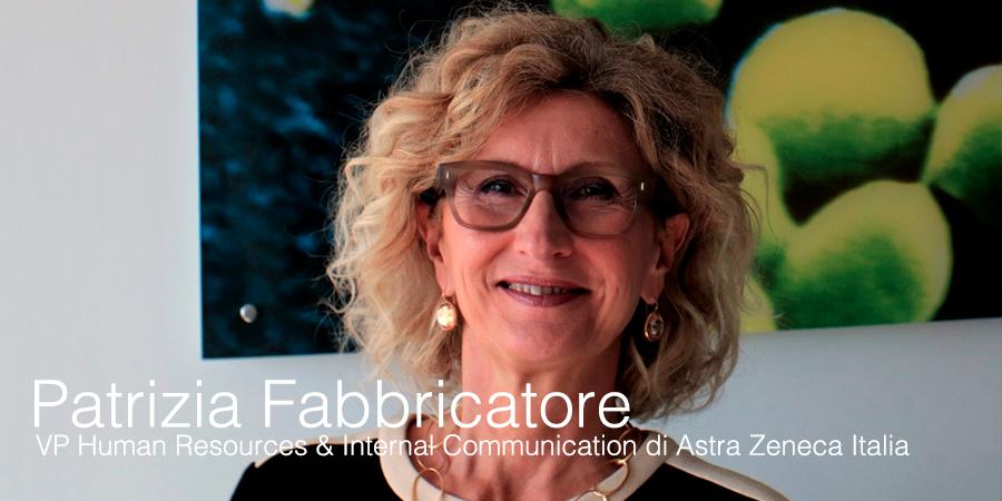 Patrizia-Fabbricatore HR Manager Astra Zeneca Italia