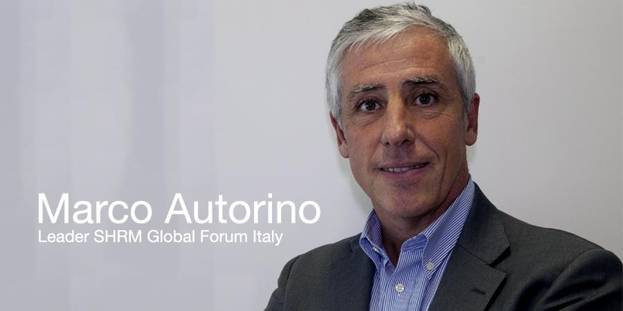 Marco Autorini Leader SHRM Global Forum Italy