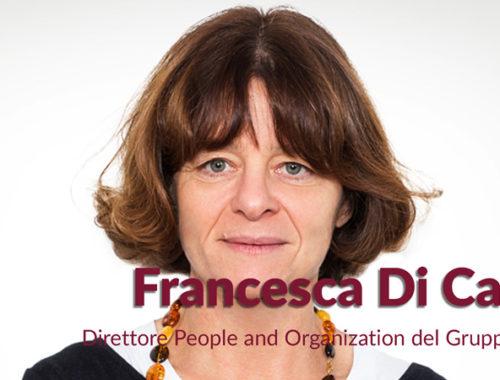 A tu per tu con le Top HR Women: Francesca Di Carlo
