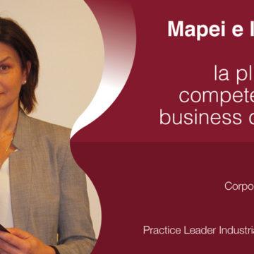 Mapei e l'approccio 'glocal', la pluralità delle competenze per un business di successo