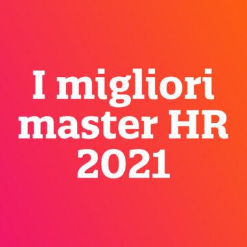 I migliori Master HR