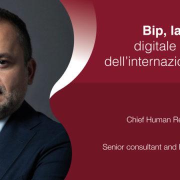 Bip, la consulenza digitale spicca il  volo dell'internazionalizzazione