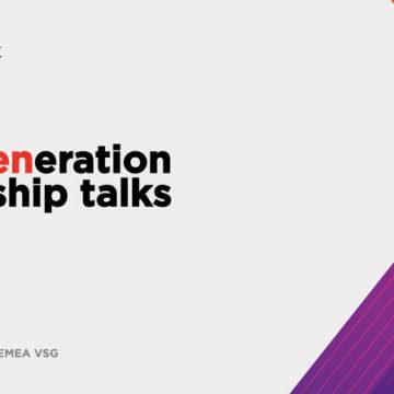 Next generation leadership talks: Simone Ferrari