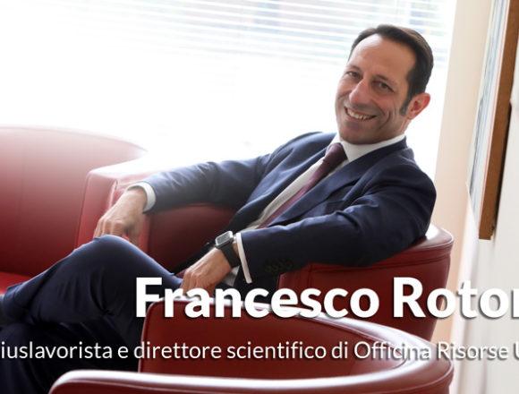Officina Risorse Umane, innovazione per l'HR e il diritto del lavoro