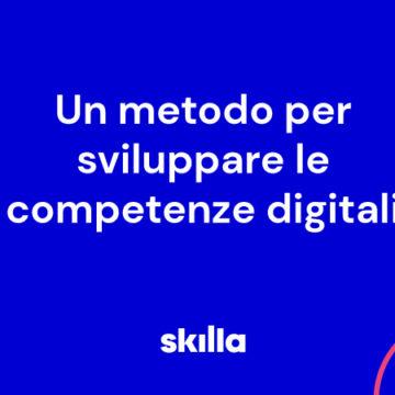 Un metodo per sviluppare le competenze digitali